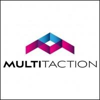 Logo of Multitaction Interactive Displays